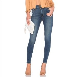 Grlfrnd Kedndall High Rise Skinny You and Me Jeans